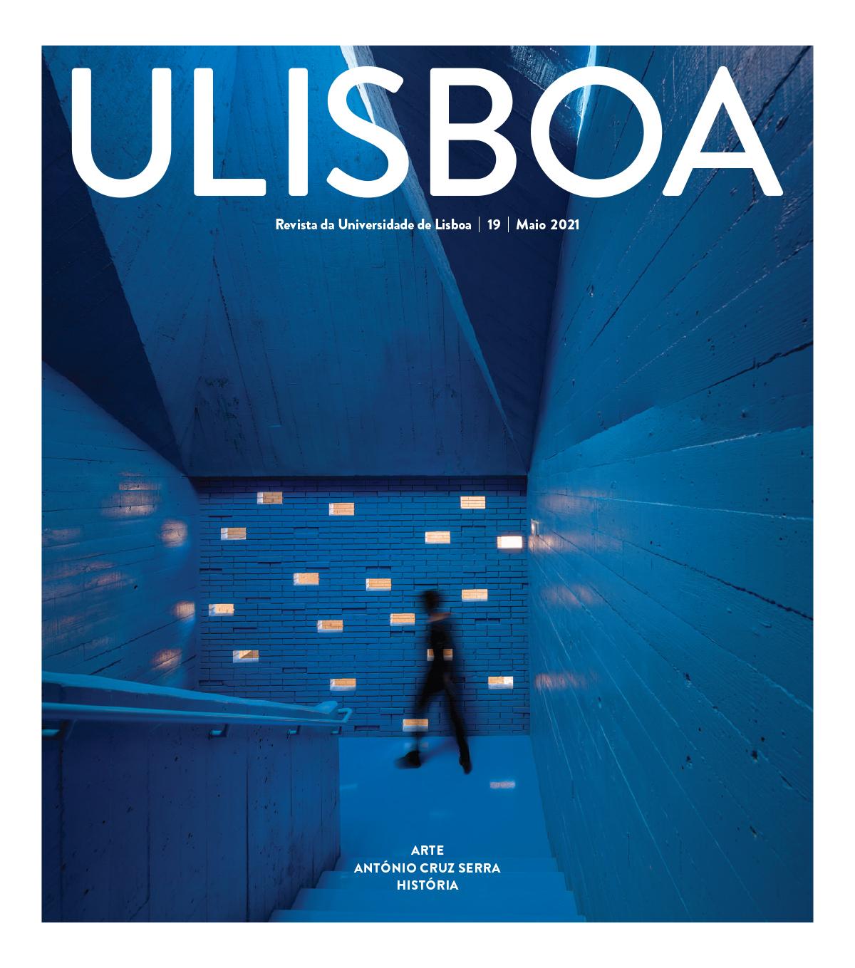 Revista ULisboa Nº 19
