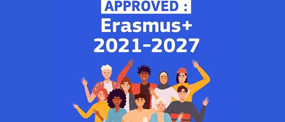 Erasmus+ 2021 - 2027