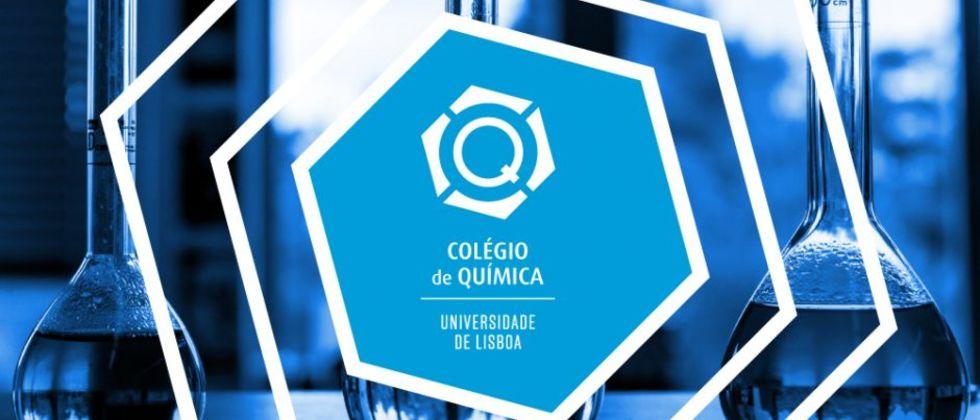 A Química na investigação da ULisboa - 1.º Encontro do Colégio de Química