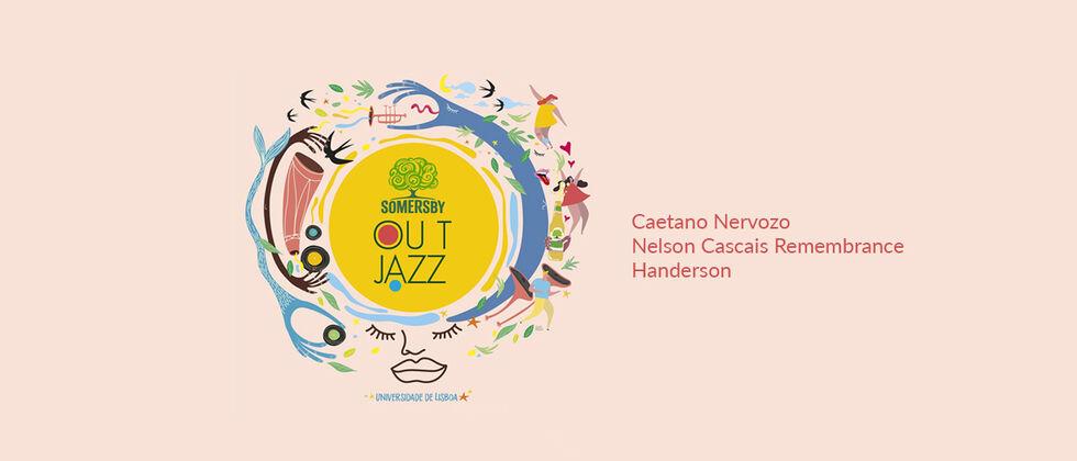 Out Jazz no Auditório de Pedra - Tapada da Ajuda