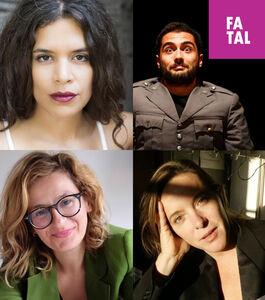Teresa Coutinho, João Oliveira, Cláudia Lucas Chéu e Rita Wengorovius
