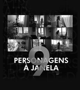 9 Personagens à janela