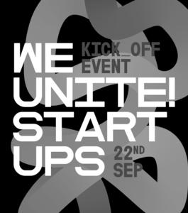"""We Unite! Startups""."