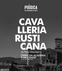 Cavalleria Rusticana, de Pietro Mascagni (1863 - 1945)